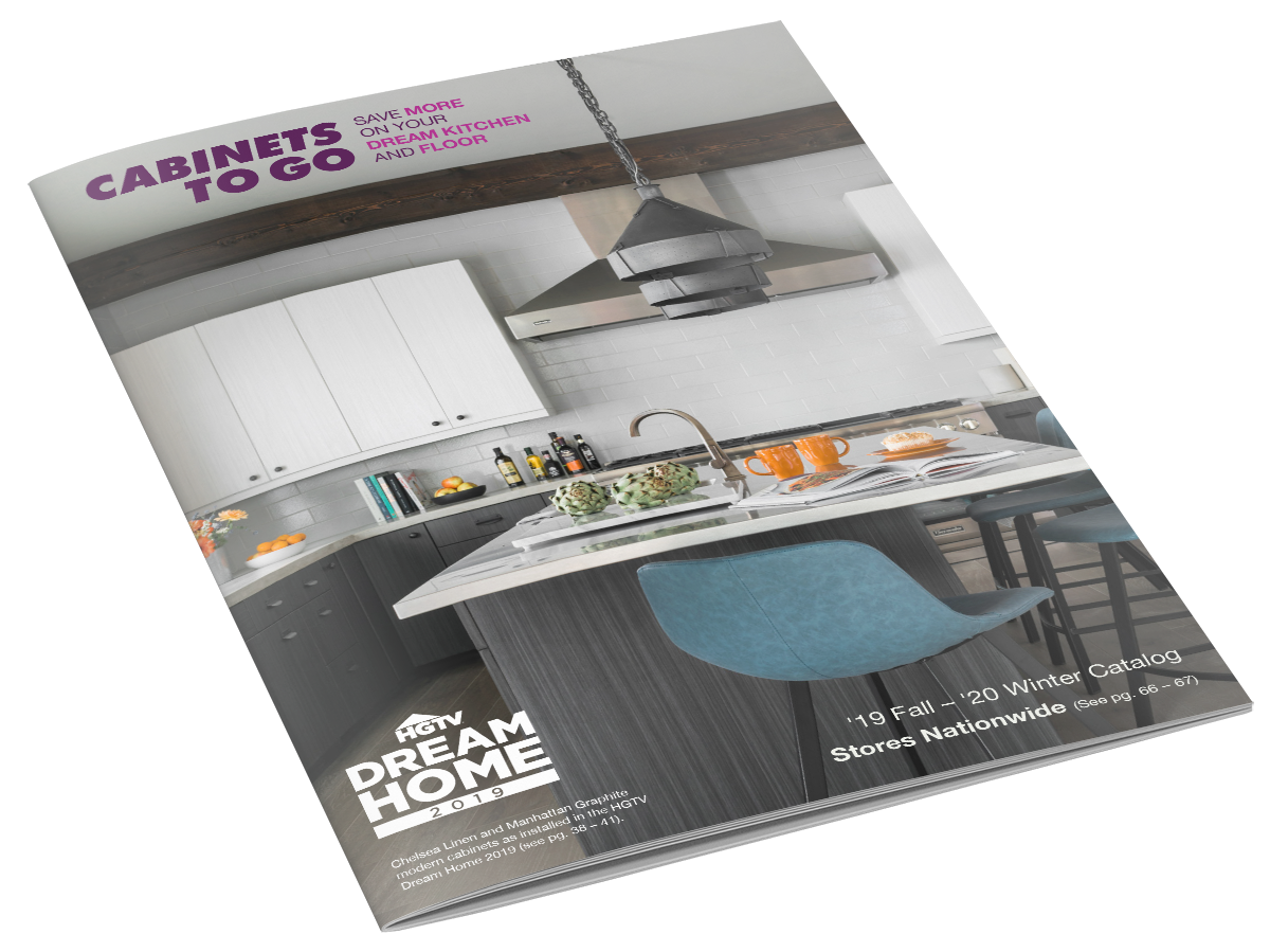 Cabinets To Go | Save More On Your Dream Kitchen & Floor