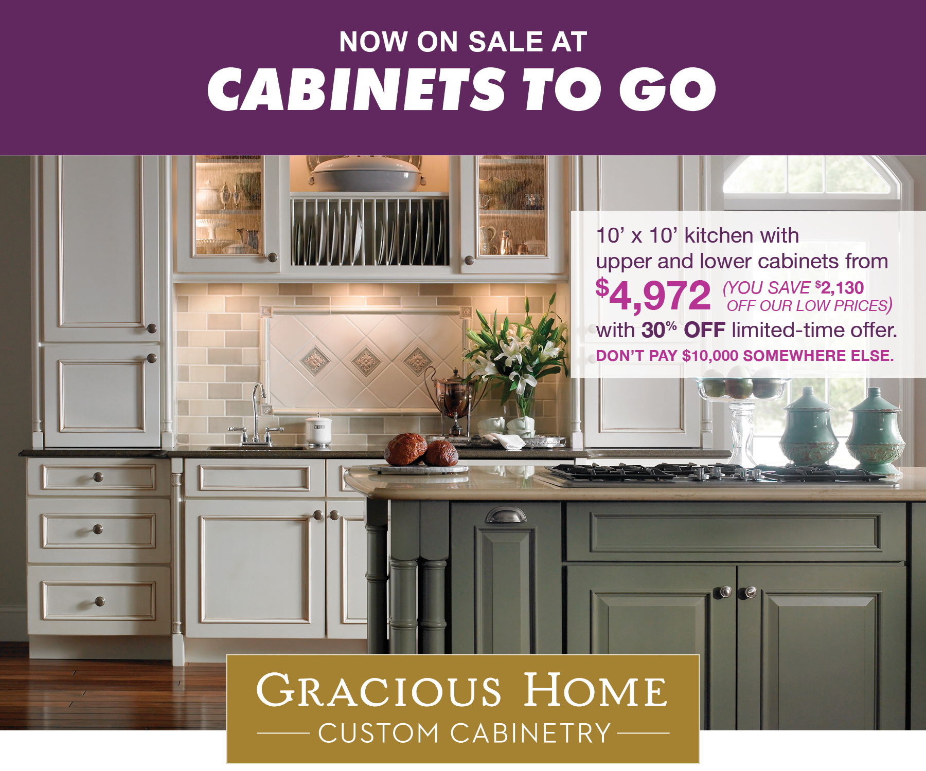 Gracious Home Cabinetry
